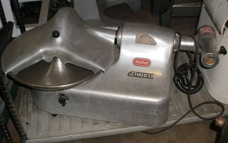 BERKEL BUFFALO CHOPPER