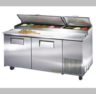 NEW TRUE TPP-6767in PIZZA PREP UNIT - CALL FOR PRICING