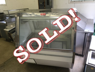 USED HOWARD-MCCRAY SC-CF35-4, DELI/FISH CASE