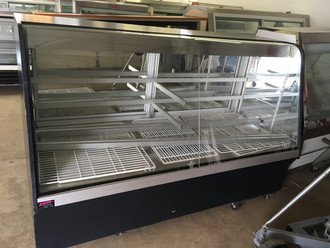 DRY/ NON - REFRIGERATED BAKERY DISPLAY CASE 78""