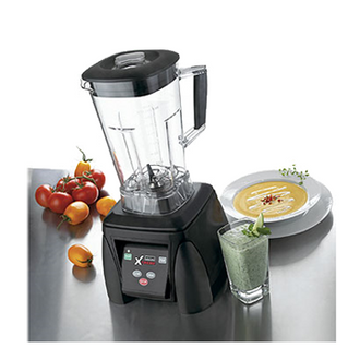 Xtreme High-Power Blender, heavy duty, The Raptorƒ?› 64 oz. BPA Free Copolyester container, electronic membrane keypad, one piece removable jar pad, 120v, 3.5 HP, NSF, cUL & UL, Made in USA