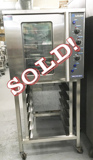 MOFFAT E32MS FULL SIZE ELECTRIC CONVECTION OVEN