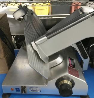 univex belt drive slicer, belt drive slicer, univex belt slicer, belt drive slicer by univex