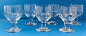 USED COCKTAIL GLASSES (SM)