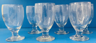 USED COCKTAIL GLASSES (rounded)