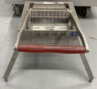 USED LINCOLN REDCO LETTUCE SLICER