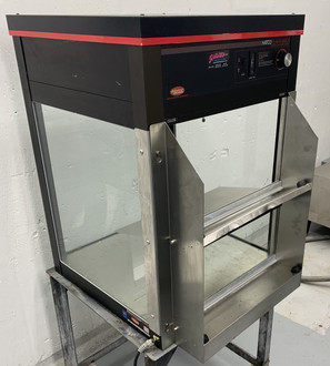 USED HATCO CHIP WARMER FST-1-MN