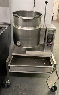 Cleveland, Cleveland Kettle, Used Steam Equipment, Used equipment