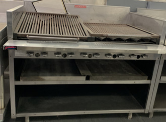 MagiKitch'n, MagiKitch'n Charbroiler, Used Cooking Equipment, Used Equipment