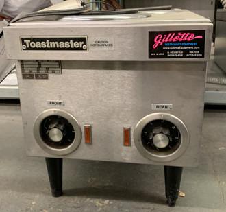 TOASTMASTER 2 BURNER HOT PLATE