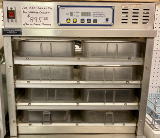H+K DALLAS INC. BUN WARMING CABINET
