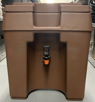 USED VOLLRATH INSULATED TRANSPORT CONTAINER