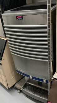 USED SYMPHONY SERIES ICE/WATER DISPENSER.