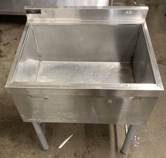 USED ICE SINK