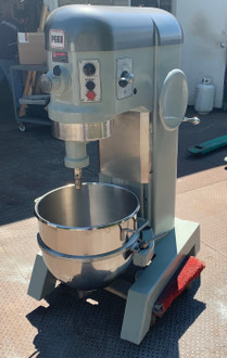 USED Hobart P660 60 quart mixer, 1 PHASE , 208-240V