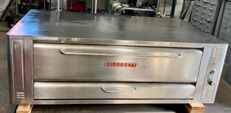 BLODGETT 1060 PIZZA OVEN -NATURAL GAS (GBS103)
