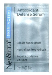 NeoStrata Skin Active Antioxidant Defense Serum Trial Sample