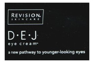 Revision DEJ Eye Cream Trial Sample