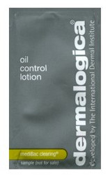 Dermalogica Oil Control Lotion Trial Sample