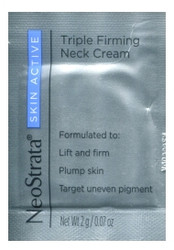 NeoStrata Skin Active Triple Firming Neck Cream Trial Sample