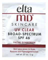 EltaMD UV Clear SPF 46 Trial Sample
