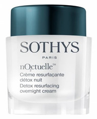 Sothys Noctuelle Detox Resurfacing Overnight Cream