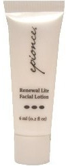 Epionce Renewal Lite Facial Lotion Travel Sample