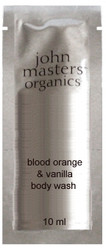 John Masters Organics Blood Orange & Vanilla Body Wash Sample