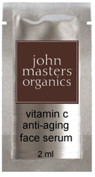 John Masters Organics Vitamin C Anti-Aging Face Serum Sample