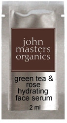 John Masters Organics Green Tea & Rose Hydrating Face Serum Trial Sample
