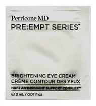 Perricone MD PRE:EMPT Series Brightening Eye Cream Trial Sample