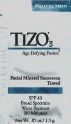 TiZO3 Facial Mineral Sunscreen SPF 40 Tinted Trial Sample