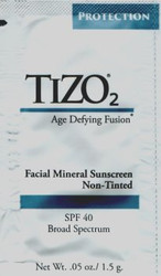 TIZO2 Facial Mineral Sunscreen SPF 40 Non-Tinted Trial Sample