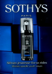Sothys Wrinkle Specific Youth Serum Trial Sample