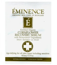 Eminence Cornflower Recovery Serum Trial Sample