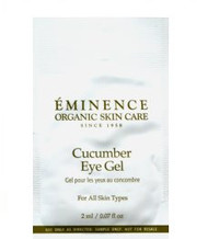 Eminence Cucumber Eye Gel Trial Sample