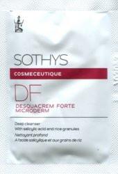 Sothys Desquacrem Forte Microderm Trial Sample