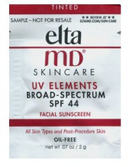 EltaMD UV Elements Broad-Spectrum SPF 44 Tinted Trial Sample
