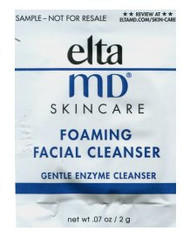 EltaMD Foaming Facial Cleanser Trial Sample