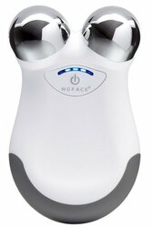 NuFace Mini Facial Toning Device - White