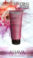 AHAVA Dead Sea Mineral Hand Cream Cactus & Pink Pepper Trial Sample