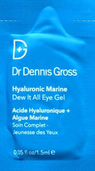 Dr. Dennis Gross Hyaluronic Marine Dew It All Eye Gel Trial Sample