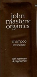 John Masters Organics Shampoo for Fine Hair with Rosemary & Peppermint Trial Sample