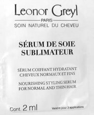 Leonor Greyl Sérum de Soie Sublimateur Nourishing Hair Serum Trial Sample