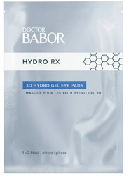 DOCTOR BABOR HYDRO 3D Eye Pads 4 Pairs