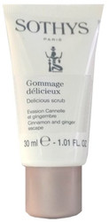 Sothys Cinnamon & Ginger Delicious Scrub Deluxe Travel Size