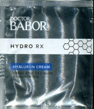 DOCTOR BABOR HYDRO  Hyaluron Cream Trial Sample