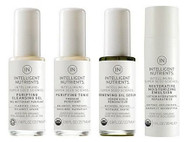 Intelligent Nutrients Combination + Oily Organic Skin Care Travel Set