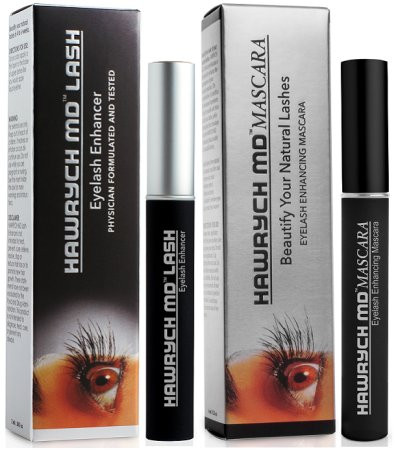 6613db87f08 HAWRYCH MD Eyelash Enhancer and Enhancing Mascara Set