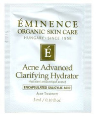 Eminence Acne Advanced Clarifying Hydrator Trial Sample